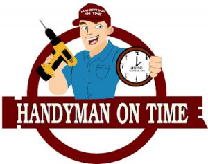 Handman On Time Small Logo