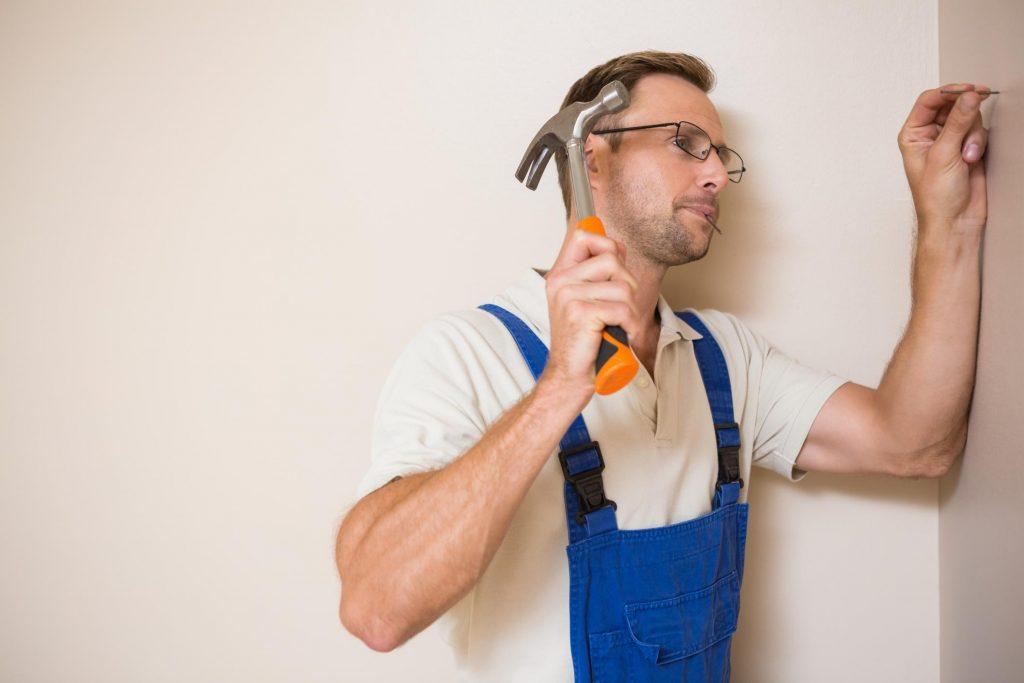 professional indoor plastering service